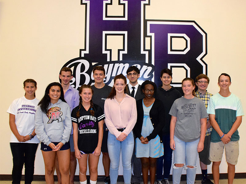 12 AP Scholars Named in Hampton Bays   Default