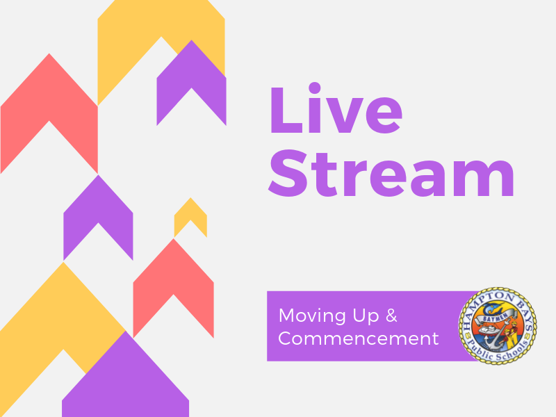 Live Stream - Moving Up & Commencement Default