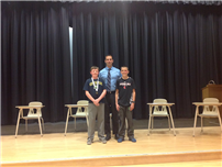 Geography Bee Champ Named
