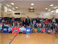 Recycling Program Inaugurated in Hampton Bays photo