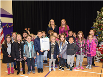 Students Recognized for Community Service photo