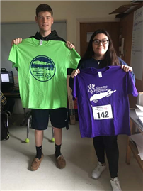 Students Design Special Olympics Logos photo