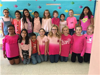 K-Kids raise funds for Breast Cancer Society photo 3